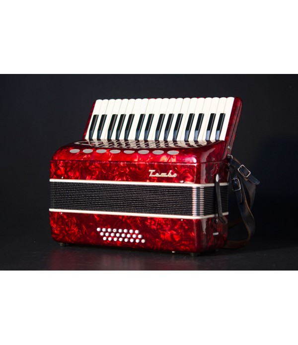 Tombo Accordion 24 Bass (Made in Japan)