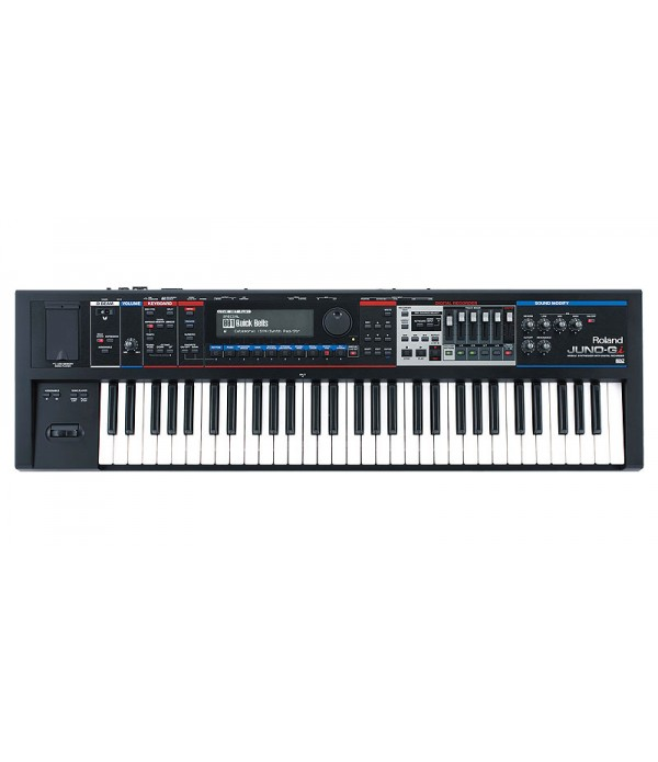 Roland Juno Gi Synthesizer Keyboard