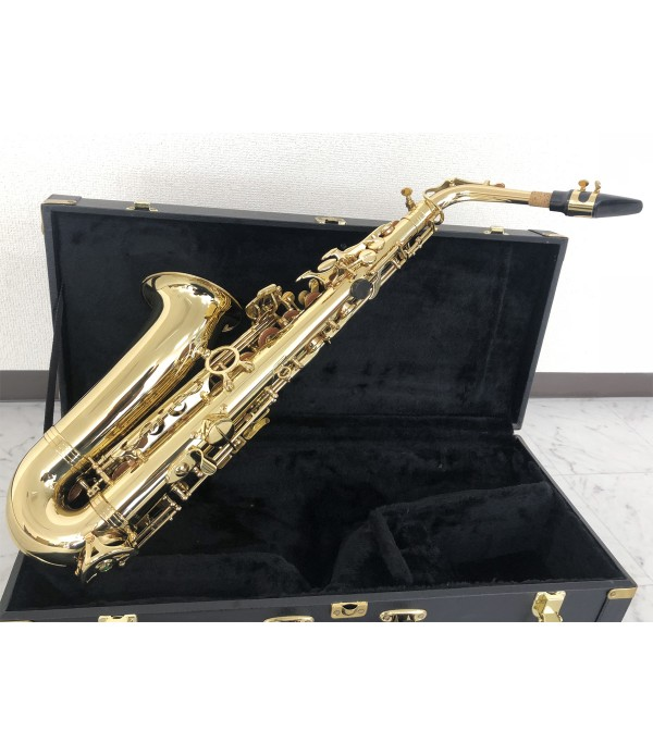 Minerva Alto Saxophone (Made in Japan)